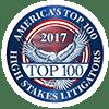 Top 100 Atlanta Medical Malpractice Litigators logo